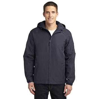 Port Authority ®  Hooded Charger Jacket. J327