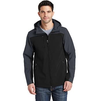 Port Authority ®  Hooded Core Soft Shell Jacket. J335