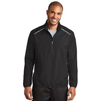 Port Authority ®  Zephyr Reflective Hit Full-Zip Jacket. J345