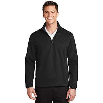 Port Authority ®  Active 1/2-Zip Soft Shell Jacket. J716