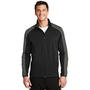 Port Authority ®  Active Colorblock Soft Shell Jacket. J718