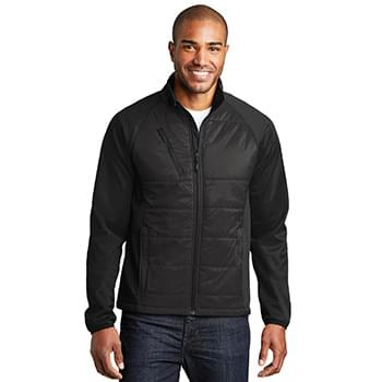 Port Authority ®  Hybrid Soft Shell Jacket. J787