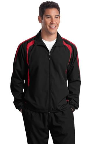 Sport-Tek ®  Tall Colorblock Raglan Jacket. TJST60
