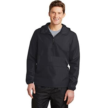 Sport-Tek ®  Zipped Pocket Anorak. JST65