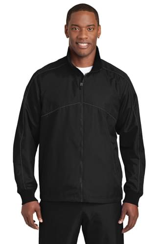 Sport-Tek ®  Shield Ripstop Jacket.  JST83