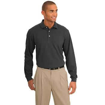 Port Authority ®  Tall Rapid Dry™ Long Sleeve Polo. TLK455LS