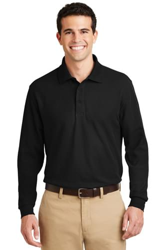 Port Authority ®  Long Sleeve EZCotton™ Pique Polo. K800LS
