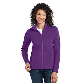 Port Authority ®  Ladies Microfleece Jacket. L223
