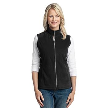 Port Authority ®  Ladies Microfleece Vest. L226