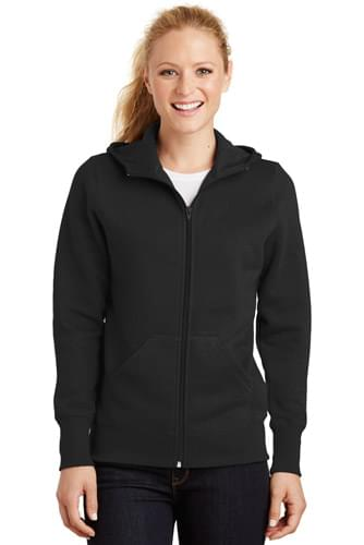 Sport-Tek ®  Ladies Full-Zip Hooded Fleece Jacket. L265