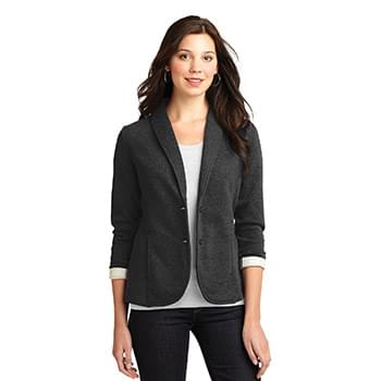 Port Authority ®  Ladies Fleece Blazer. L298