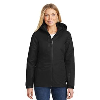 Port Authority ®  Ladies Vortex Waterproof 3-in-1 Jacket. L332