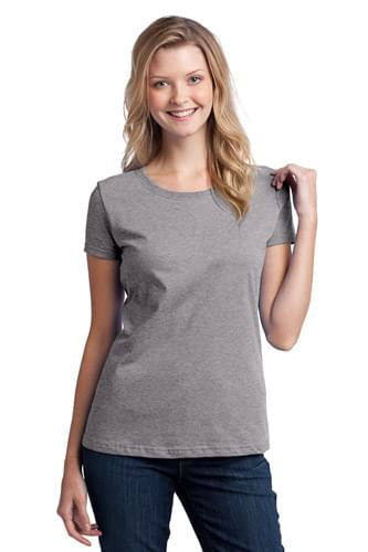 Fruit of the Loom ®  Ladies HD Cotton ™  100% Cotton T-Shirt. L3930