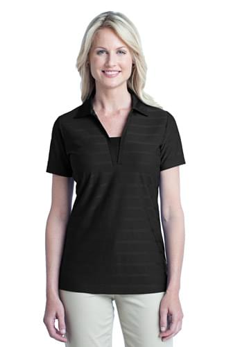 Port Authority ®  Ladies Horizontal Texture Polo. L514