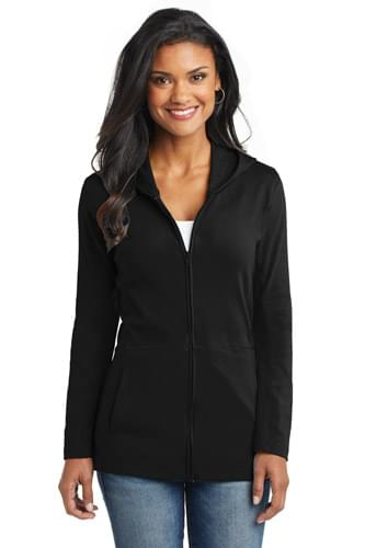 Port Authority ®  Ladies Modern Stretch Cotton Full-Zip Jacket. L519