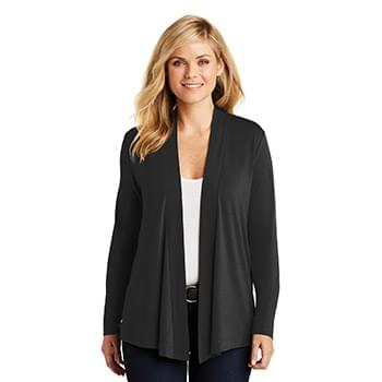 Port Authority ®  Ladies Concept Knit Cardigan. L5430
