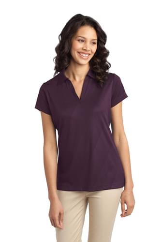 Port Authority ®  Ladies Tech Embossed Polo. L548