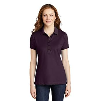 Port Authority ®  Ladies Stretch Pique Polo. L555