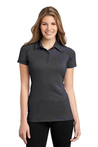 Port Authority ®  Ladies Fine Stripe Performance Polo. L558