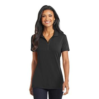 Port Authority ®  Ladies Cotton Touch ™  Performance Polo. L568