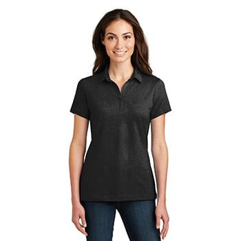 Port Authority ®  Ladies Meridian Cotton Blend Polo. L577