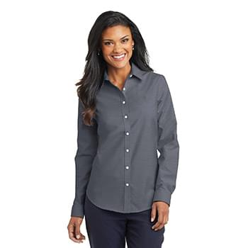 Port Authority ®  Ladies SuperPro ™  Oxford Shirt. L658