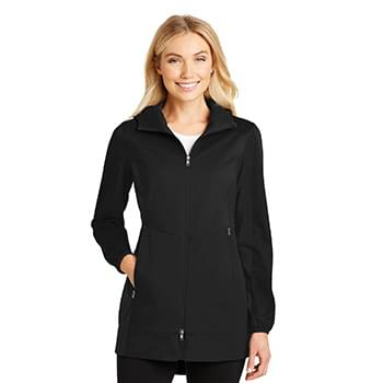 Port Authority ®  Ladies Active Hooded Soft Shell Jacket. L719