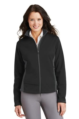 BORAL Ladies Two Tone Soft Shell Jacket