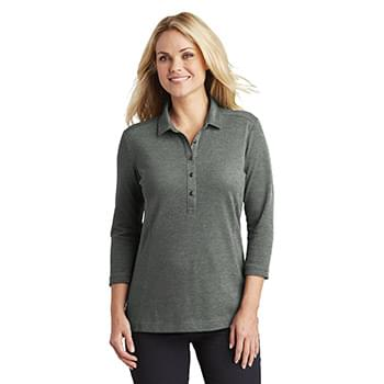 Port Authority ®  Ladies Coastal Cotton Blend Polo. LK581