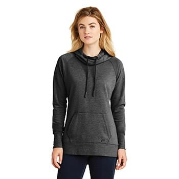 New Era  ®  Ladies Tri-Blend Fleece Pullover Hoodie. LNEA510