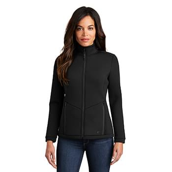 OGIO  ®  Ladies Axis Bonded Jacket. LOG724