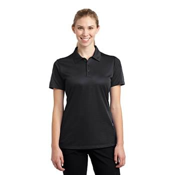Sport-Tek ®  Ladies PosiCharge ®  Active Textured Colorblock Polo. LST695