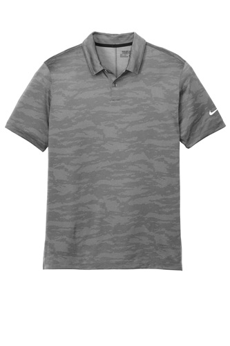 Nike Dri-FIT Waves Jacquard Polo. NKAA1852