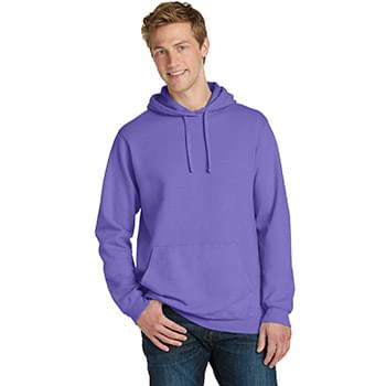 Port & Company ®  Pigment-Dyed Pullover Hooded Sweatshirt. PC098H