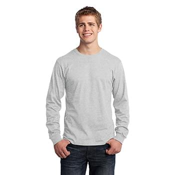 Port & Company ®  - Long Sleeve Core Cotton Tee. PC54LS