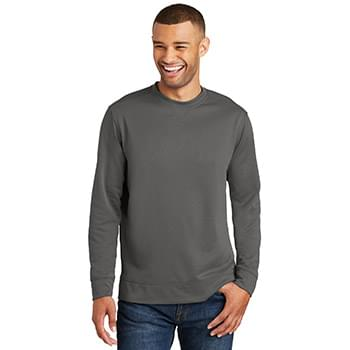 Port & Company ® Performance Fleece Crewneck Sweatshirt. PC590