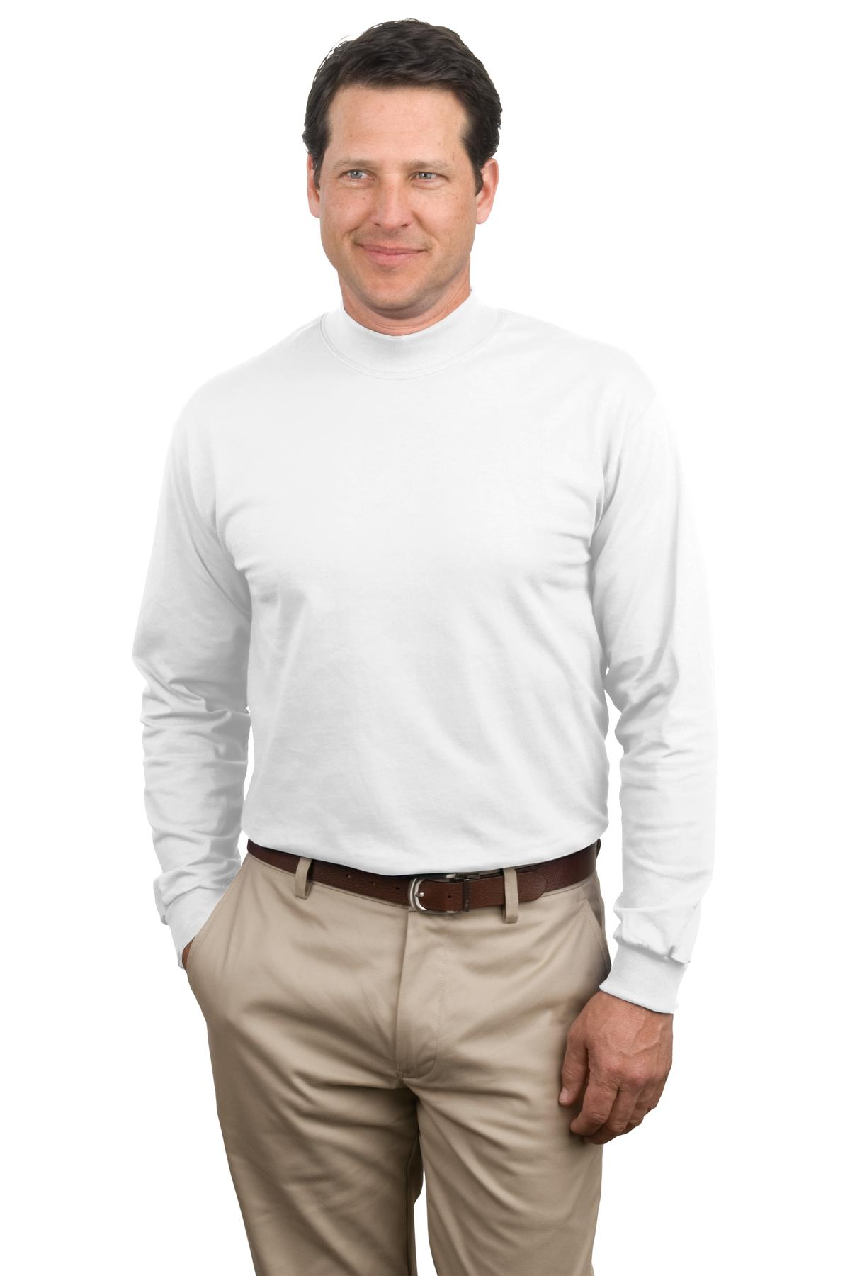 Port & Company ®  - Essential Mock Turtleneck.  PC61M