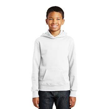 Port & Company ®  Youth Fan Favorite Fleece Pullover Hooded Sweatshirt. PC850YH