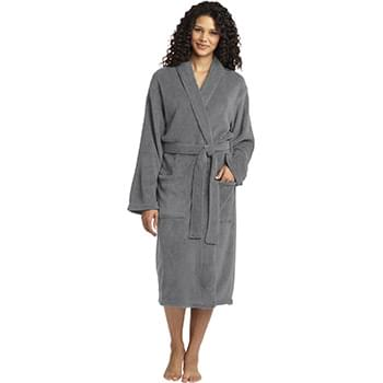 Port Authority ®  Plush Microfleece Shawl Collar Robe. R102