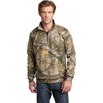 Russell Outdoors ™  Realtree ®  1/4-Zip Sweatshirt. RO78Q