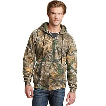 Russell Outdoors ™  Realtree ®  Full-Zip Hooded Sweatshirt. RO78ZH