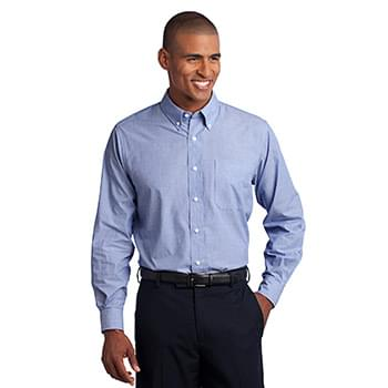 Port Authority ®  Tall Crosshatch Easy Care Shirt. TLS640