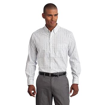 Port Authority ®  Tattersall Easy Care Shirt. S642