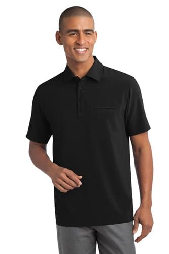 Port Authority ®  Ultra Stretch Pocket Polo. S650