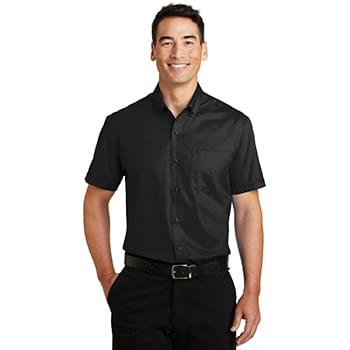 Port Authority ®  Short Sleeve SuperPro ™  Twill Shirt. S664