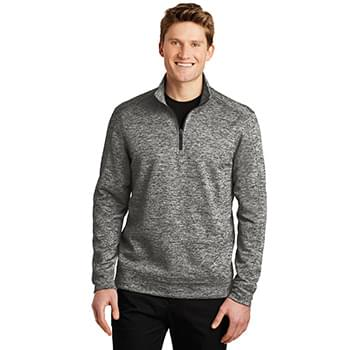 Sport-Tek ®  PosiCharge ®  Electric Heather Fleece 1/4-Zip Pullover. ST226