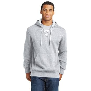 Sport-Tek ®  Lace Up Pullover Hooded Sweatshirt. ST271