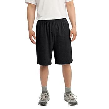 Sport-Tek ®  Jersey Knit Short with Pockets. ST310