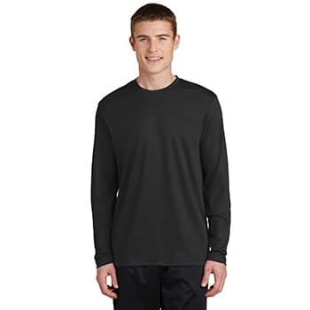 Sport-Tek ®  PosiCharge ®  RacerMesh ®  Long Sleeve Tee. ST340LS