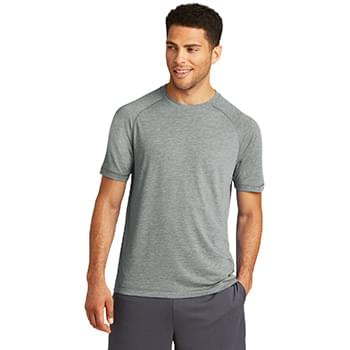 Sport-Tek  ®  PosiCharge  ®  Tri-Blend Wicking Raglan Tee. ST400